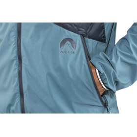Maloja BadetM. Hybrid Primaloft Jacket Men blueberry